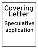 Speculative cover letter for volunteering